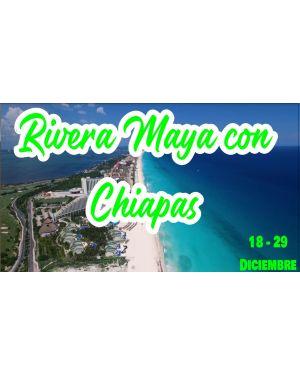 RIVIERA MAYA CON CHIAPAS 2021